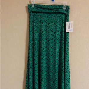 Lularoe MAXI Brand New With Tag Gorgeous Skirt.